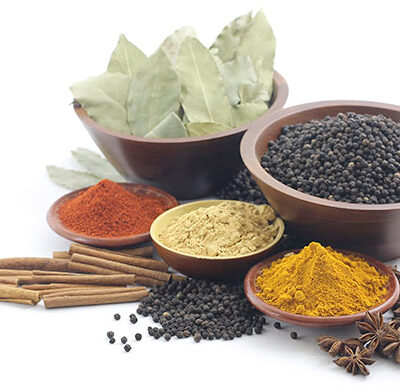 Dried Herbs, Spices
