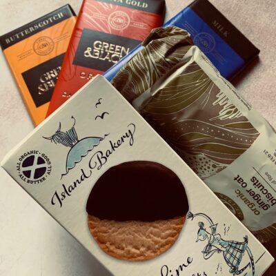 Biscuits, Chocolate, Sugar