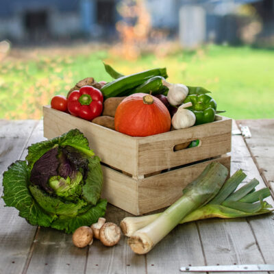 Fruit, Vegetable & Mixed Boxes